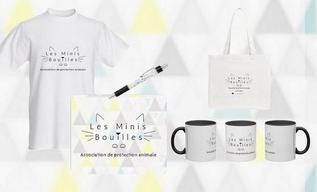 Visuel du projet Aide pour l'association Les Minis Bouilles
