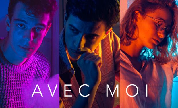 Visuel du projet Court métrage AVEC MOI