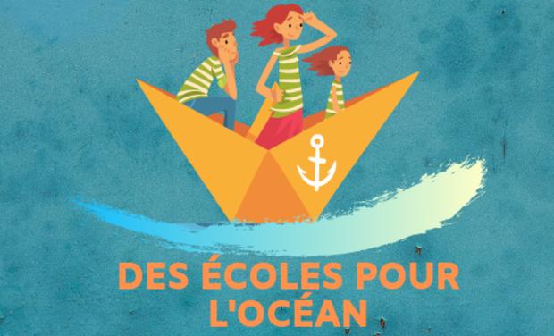 Project visual Des écoles pour l'Océan