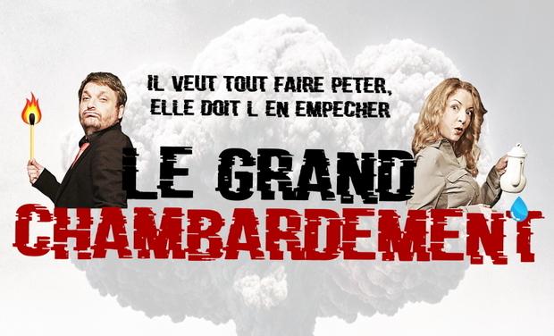 Visuel du projet LE GRAND CHAMBARDEMENT