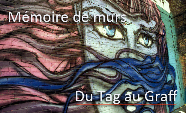 Visueel van project Mémoire de murs Du tag au graff