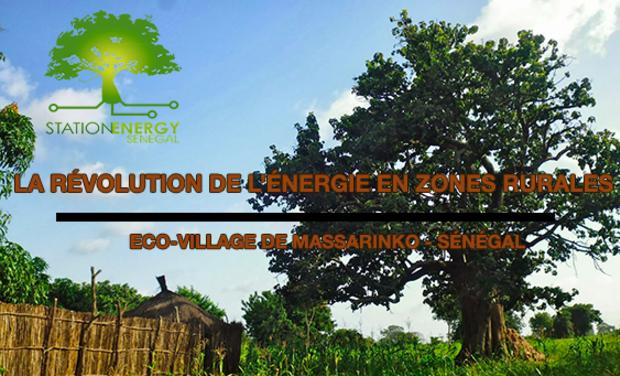 Visuel du projet Station Energy Sénégal