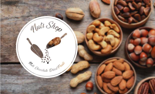 Visuel du projet The Nuts Shop : une gourmandise saine et équilibrée à la pelle