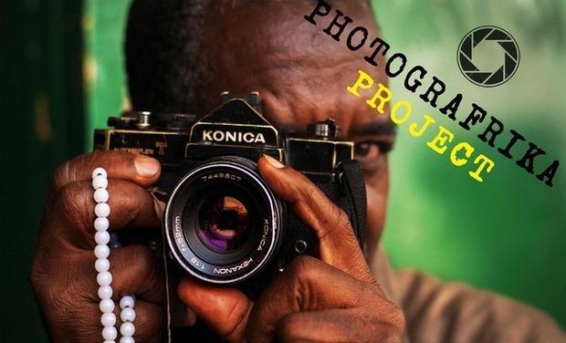 Visuel du projet Photografrika Project