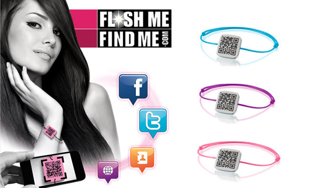 Project visual FLASH ME -FIND ME