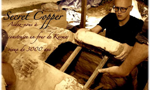 Project visual Secret Copper