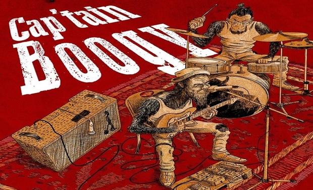 Visuel du projet Cap'tain Boogy , L'EP!!!!