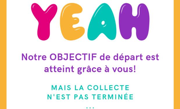 Visueel van project Achat du terrain et de la salle de village par le Comité de Jevoumont