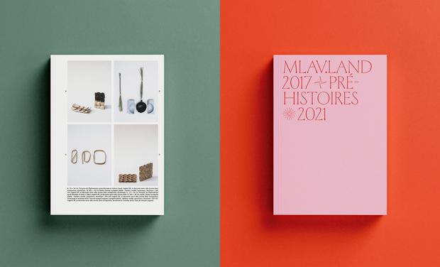 Visuel du projet Pli Éditions – Collection 01