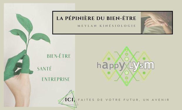 Visuel du projet HappyLysm : la Pépinière du bien-être