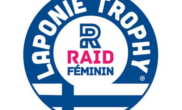 """Visueel van project Laponie Trophy 2020 pour soutenir """"Les Drôles de Rames"""""""