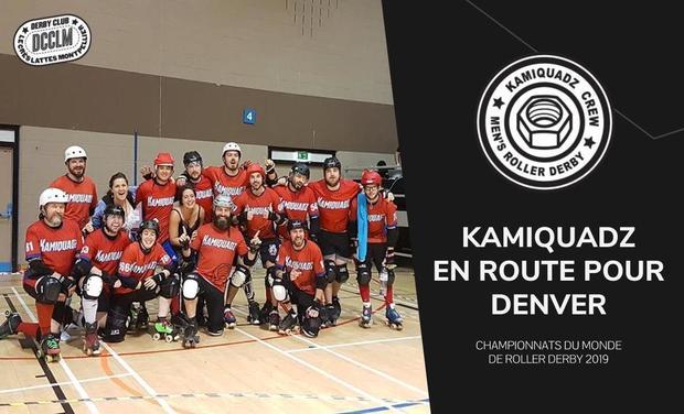 Visuel du projet Kamiquadz to Denver : MRDA Championships 2019