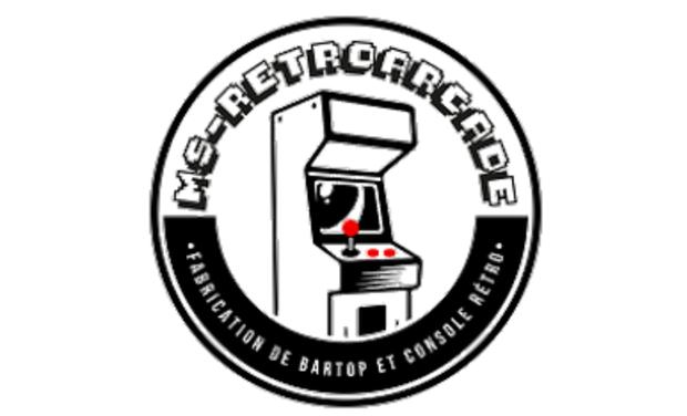 Visuel du projet Ms-retroarcade ( Fabrication de bartop et consoles rétro )