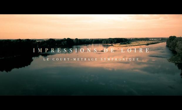Visuel du projet Impressions de Loire :  le court métrage symphonique