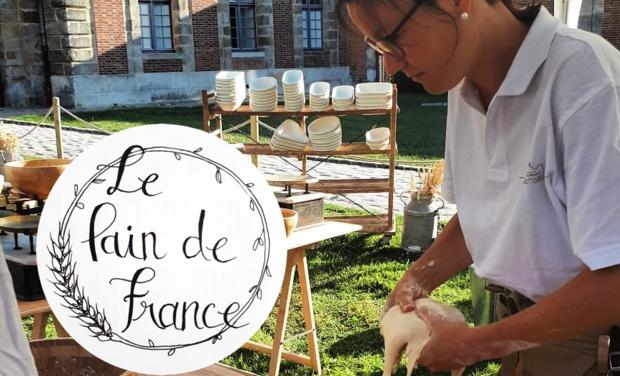 Visuel du projet Le pain de France , boulangerie Bio