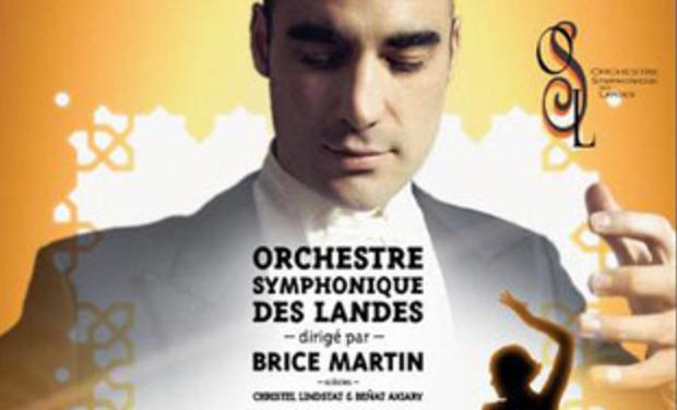 Visueel van project Le Dvd de l'Orchestre Symphonique des Landes