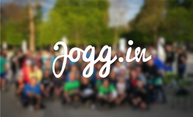Visuel du projet Jogg.in, Donnons du Sens au Running