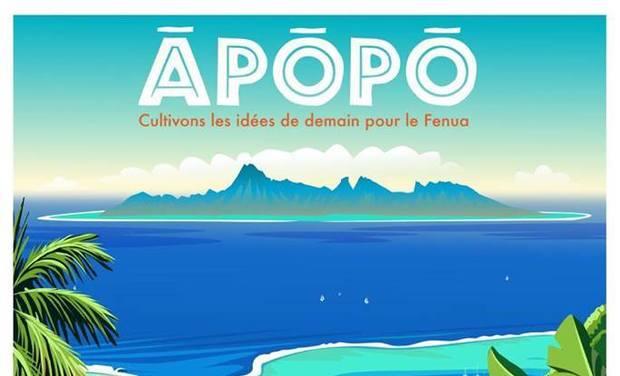 Visueel van project Apopo- Le docu écolo sur les bonnes pratiques à Tahiti