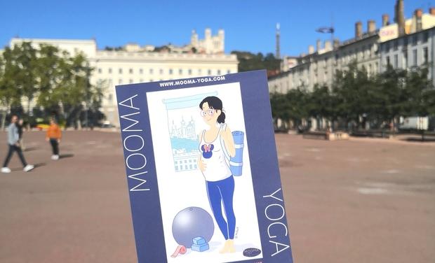 Visuel du projet Mooma Yoga : Pratiquez au féminin à Lyon !