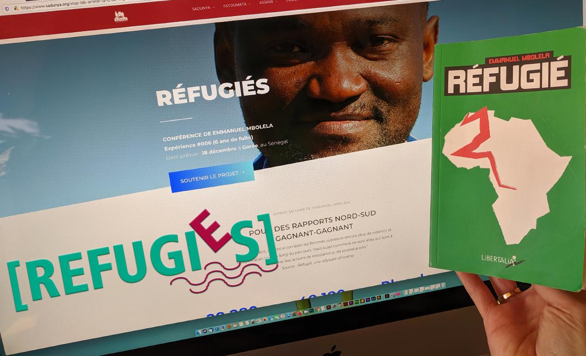 Image du projet SaDunya : Réfugiés, expérience #006
