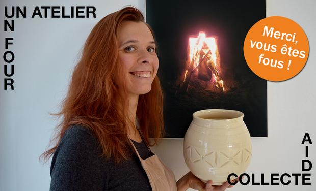 Visuel du projet Les céramiques de Lucile Bolot