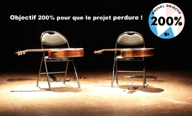 Visuel du projet 16ème Festival International de Guitare de Paris