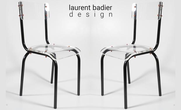 Visuel du projet Les Adulescentes, vos chaises d'école revisitées