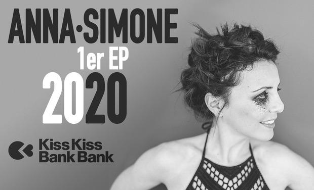 Project visual Soutenez le 1er EP d'Anna Simone
