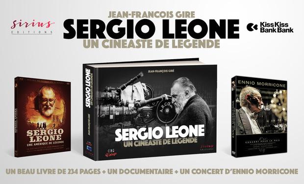 Visuel du projet Sergio Leone, un cinéaste de légende