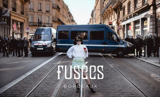 Visuel du projet FUSÉES, la Revue Vins & Astronomie