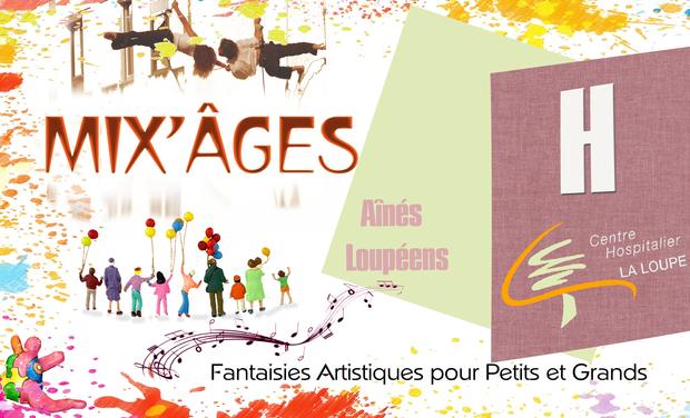 Visueel van project Fantaisies Artistiques pour Petits et Grands