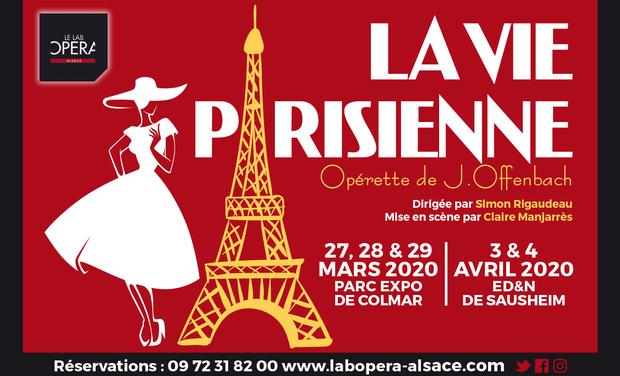 Visuel du projet Labopéra d'Alsace pour tous!