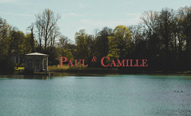 Project visual Paul et Camille