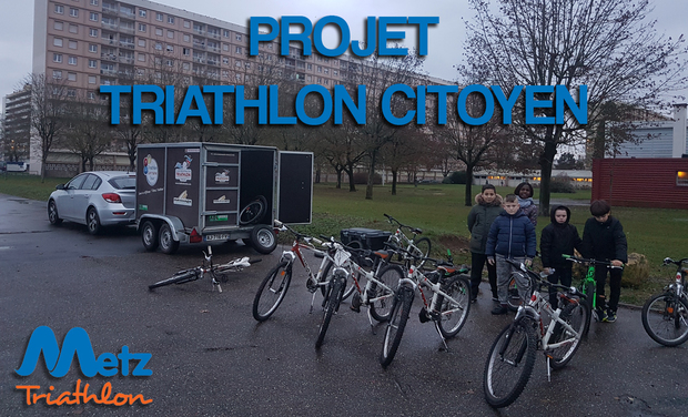 Visuel du projet PROJET TRIATHLON CITOYEN