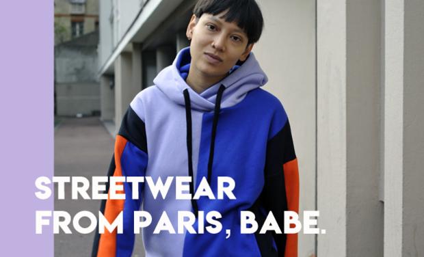 Visuel du projet Le streetwear cool et responsable