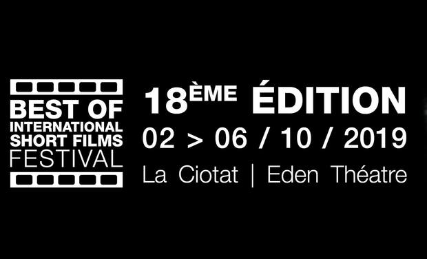 Project visual Best Of International Short Films Festival 18ème édition [La Ciotat]