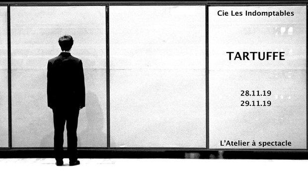 Visuel du projet TARTUFFE - Compagnie Les Indomptables