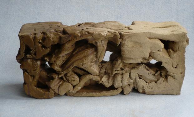 Visuel du projet La tête en l'air, les pieds sur terre, les mains dans l'argile...