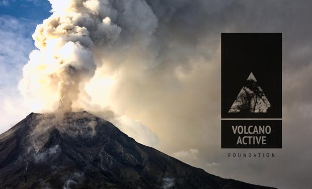 Visuel du projet Dans les pas de la volcanologue et lanceuse d'alerte Anne Fornier
