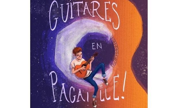 Visuel du projet Guitares en Pagaille !