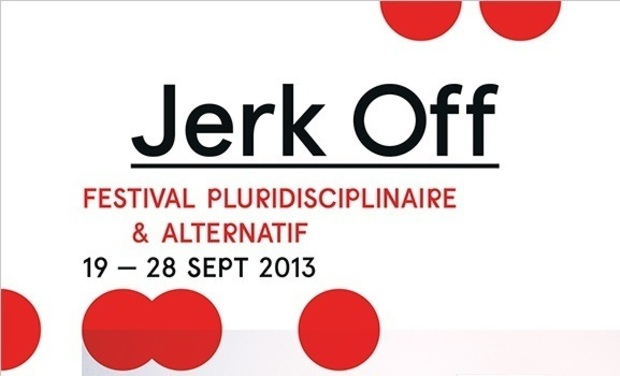 Project visual Festival Jerk Off 6e édition