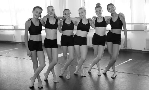 Visuel du projet stage de danse à La Réunion pour 6 jeunes filles