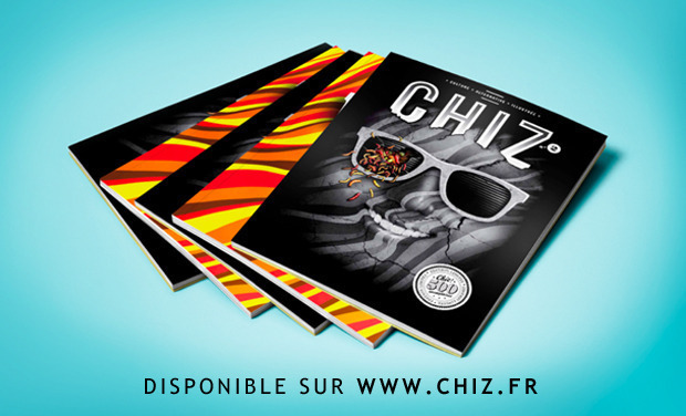 Project visual CHIZ MAGAZINE N°2