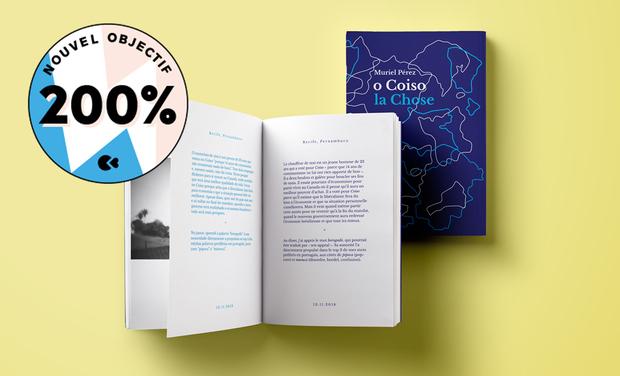Visuel du projet o Coiso, la Chose - 38 jours autour de l'élection brésilienne