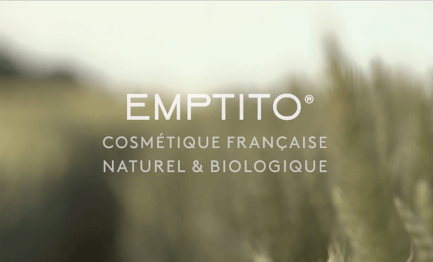Visuel du projet EMPTITO I Cosmétique Luxueuse, Biologique & Engagée