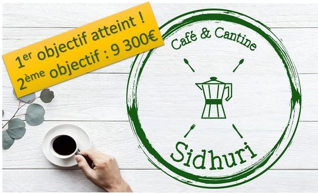Visuel du projet Sidhuri Café & Cantine | Lieu hybride