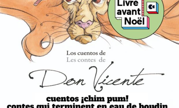 Visuel du projet Les contes de Don Vicente