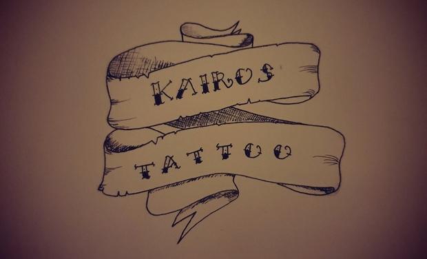 Visuel du projet Création tatouage par Cris et Elo : Kairos Tattoo