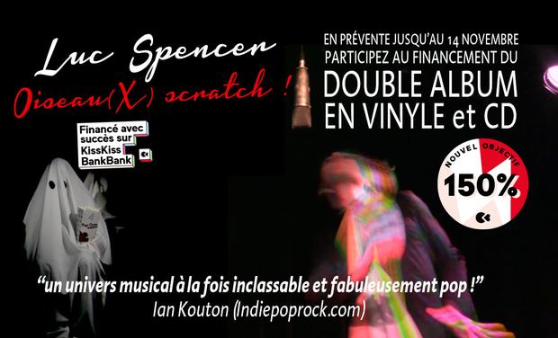 Visuel du projet Luc Spencer - Deuxième album