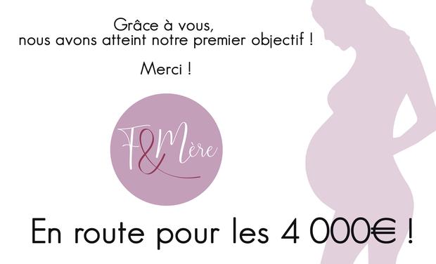Visuel du projet F&Mère - Location de vêtements de grossesse